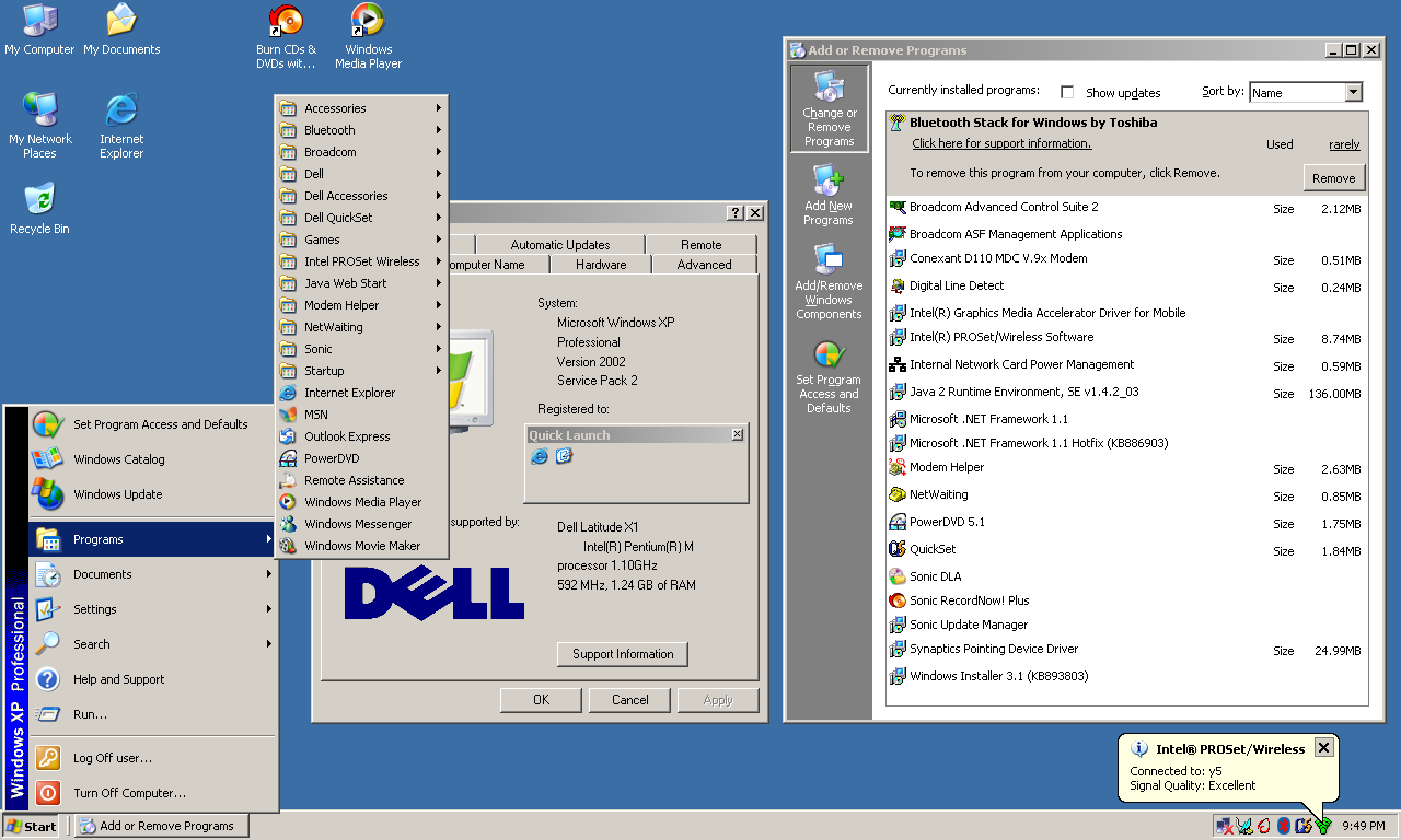 how to take a screenshot on a dell laptop